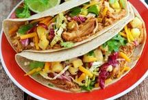 Chicken Tacos / Serving up the best recipes for Chicken Tacos on the planet!