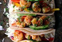 Shrimp Tacos / Serving up the best recipes for Shrimp Tacos on the planet!