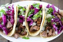 Steak Tacos / Serving up the best recipes for Steak Tacos on the planet!