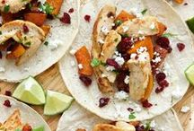 Turkey Tacos / Serving up the best recipes for Turkey Tacos on the planet!