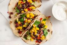 Black Bean Tacos / Serving up the best recipes for Black Bean Tacos on the planet!