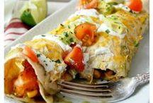 Chicken Enchiladas / Serving up the best recipes for Chicken Enchiladas on the planet!