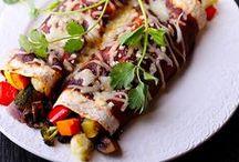 Vegetarian Enchiladas / Serving up the best recipes for Vegetarian Enchiladas on the planet!