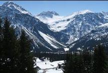 Winter Mountain Walks / Winter Walking Trails in Arosa