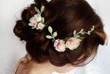Bridal Hair & Make-Up / This board is to inspire those who still have to say I do.