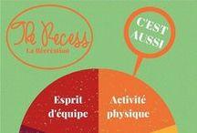The Recess by Eym Kouassi / The Recess - la cour de recreation - Challenges sportifs entre jeux traditionnels et fitness. C'est FUN, c'est COLLECTIF et c'est STIMULANT. Un retour en enfance garanti!