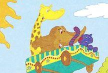 Children Illustration / Portfolio of my children illustrations