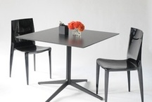 tables and chairs / tables and chairs that are perfect for any event - corporate,  wedding, photo shoots, press launches, etc. with their modern, contemporary look
