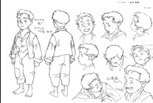Character Design | Kid Boys / Enjoy a selection of illustrations, sketches, model sheets and tutorials by various artists, collected by Character Design References™ and shown here for educational and inspirational purposes only. Every artwork remain the property of the respective © copyright holders, should inclusion of specific work offend any of you in some way, please contact us on → characterdesignreferences.com