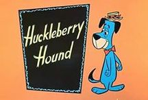 HUCKLEBERRY HOUND AND OTHERS / Cartoons that I have enjoyed.  huckleberry hound is my favorite cartoon character. / by james sayres
