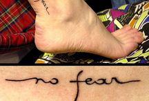 tattoo <3 / My fave tattoos :3