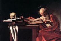 Jerome (sv Hieronym) / St. Jerome