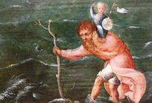 St. Christopher / sv. Krištof