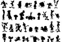 Character Design   Silhouette / Enjoy a selection of illustrations, sketches, model sheets and tutorials by various artists, collected by Character Design References™ and shown here for educational and inspirational purposes only. Every artwork remain the property of the respective © copyright holders, should inclusion of specific work offend any of you in some way, please contact us on → characterdesignreferences.com