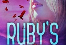 Ruby's Fire  (my YA futuristic thriller) / All things Ruby
