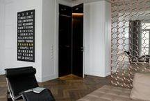Interiores de cobre / Muebles, lámparas, accesorios, revestimientos de paredes y suelos, bañeras,utensilios de cocina, fregaderos... Te invitamos a descubrir las infinitas posibilidades que ofrece el cobre y aleaciones de cobre, como el bronce y el latón, en el diseño y la decoración de interiores.