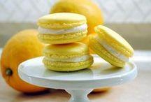 Macarons y whoopies