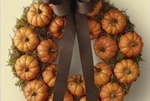 Halloween Decorations / Don't just carve up a pumpkin - Make Halloween something memorable with uniquely designed items and inspiration from these pics.