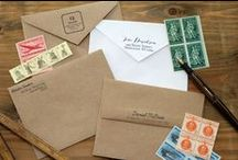 Self Inking Rectangle Stamps / Self Inking Stamps by 2712 | Designs