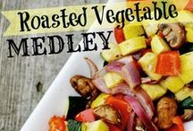Veggie Recipes / Delicious recipes for your home grown veggies