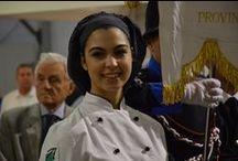 FIERA DEL RISO 2014 / La partecipazione degli allievi del settore ristorativo del centro di formazione di Isola della Scala alla Fiera del Riso 2014 in impresa didattica con Formel Veneto. #enaipveneto #formelveneto