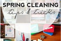 Cleaning / Cleaning tips, solutions, checklists