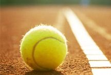 Tennis / My favourite sport. The perfect sport
