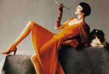Enticing Elegance / All elegant fashion, old Hollywood glamour style.  / by Miss L Fire
