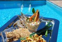 Gastronomie / Une table gourmande, une cuisine de saveurs, la passion du bon produit