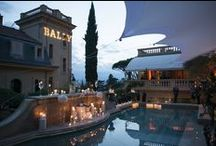 Bally Cocktail Party, Cannes October 2015 / Cocktail party for designer brand Bally