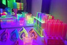 Neon party ideas