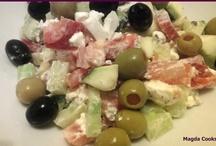 Magda Cooks Salads