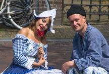 Old New Delft Blue / Barbara van Gelder is sinds 2006 al verliefd op Delfts Blauw.  Bijzondere kostuums met de Gouden Eeuw als inspiratiebron. Daarnaast ook voor wonderlijke zaken, waarom? Omdat Delft zo prachtig is!
