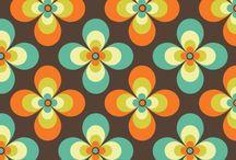 Pattern / Dots, flowers, stripes, pattern!