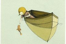 Illustrations / Adorable illustrations for kids