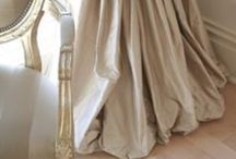 Drapes, Blinds, Skirts & Slip covers