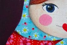 Russian Doll / Colors from Russia