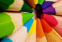 Colors of the rainbow / Colors that makes you happy