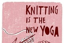 Knitting Time! / Knitting
