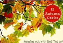 KBN Season: Fall / Autumn / Fall or Autumn! Seasonal activities, crafts and art projects for kids to do from kid bloggers.  * Important note for collaborators: Any pin that you pin to this board is giving your permission for other KBN members to feature your post with a link and may include a photo.