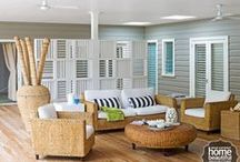 Architects & louvres / How architects have specified louvre shutters for design solutions. www.openshutters.com.au