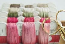 Needlepoint Threads & Fibers