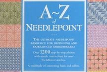 Needlepoint Stitch Guides & Books
