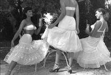 Petticoats Ruffles and Tulle