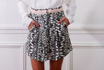 Skirts for summer on Allison-shop.com / Skirts available on our e-shop http://allison-shop.com