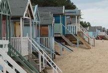 Nautical / Seaside Trips | Sandy Feet | Stormy Waves...all things Nautical