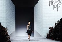 fashion shows / showcases / window displays / by Margaux Poppe