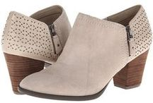 New Season Footwear / Check out our awesome footwear that ranges from flats to heels to boots!