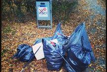 Textielplein013  - Opruimacties Textielplein schoon! / Foto's van de opruimacties door en voor bewoners om en bij het Textielplein Tilburg