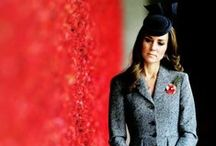The Duchess. / The elegant and classy style of the beautiful duchess of Cambridge.
